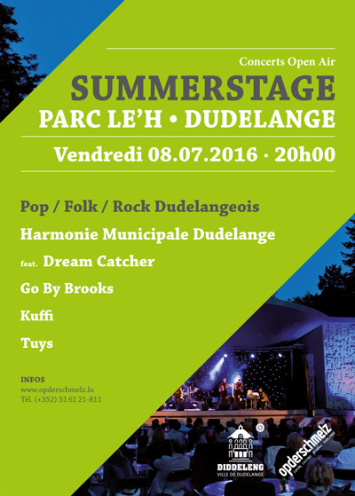 Summerstage 2016 A4 MA MED